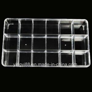 Hochwertiger Acrylflaschen-Tellersegmentshenzhen-Hersteller
