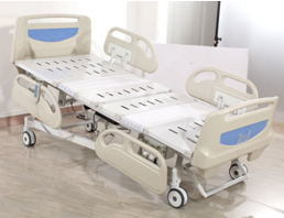 Cinco- cama hospitalar elétrica de função