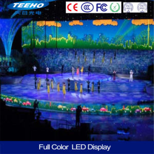 P4.81 l'écran LED RVB intérieure de la location pour les Jeux Olympiques, me cliquent sur