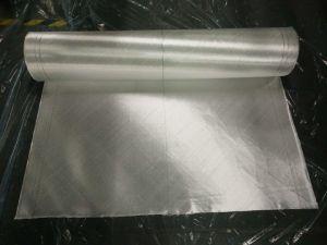 +/- 45 grados 825gramos de fibra de vidrio Multiaxial biaxial (tejido) con Mat conectado