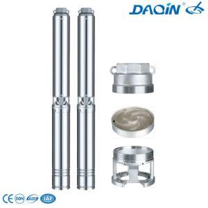 4  Steel di acciaio inossidabile Submersible Water Pump (4ST6-14 1.5KW)