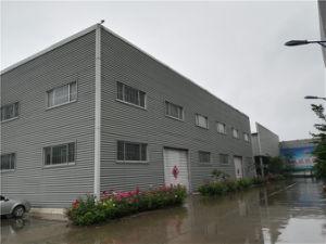 Diseño moderno edificio de estructura de acero Pre-Engineered Taller