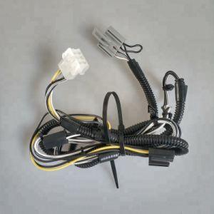 Chicote de fios do automóvel personalizado para montagem da fiação do carro