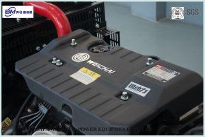 Weichai 180 KVA-Dieselgenerator-Set mit Druckluftanlasser-Schrank