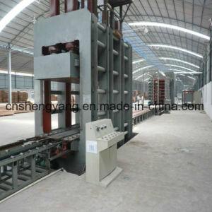 A linha de produção de LVL totalmente automático/ OSB linha de produção