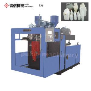 2L 3L 4L 5L HDPE bidones de plástico de la máquina de moldeo por soplado