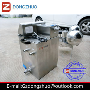 Фильтрация масла очистки машины для переработки большой бассейн с водой с плавающей запятой масла используйте