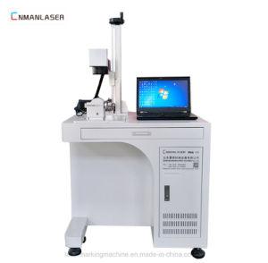 De lucht Gekoelde 30W Laser die van Co2 van de Kaart van het Huwelijk van het Document Machine merken