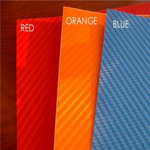 Het Voertuig die van de kleur het Digitale Zelfklevende Vinyl van de Druk verpakken