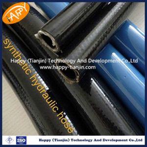 Tubo flessibile di gomma termoplastico Braided della resina SAE100r7/R8 della fibra sintetica