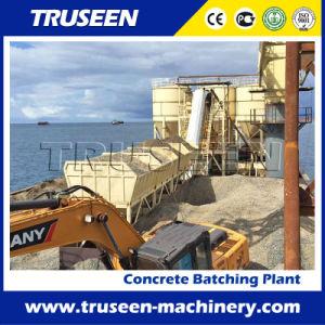konkrete Mischanlage 90m3/H verwendet für die Herstellung des Handelsbetons