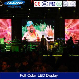 Haute qualité de la publicité à l'intérieur d'affichage écran LED de P2.5