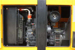 100kVA Fawde Engine Water Cooled Silent Power Generator