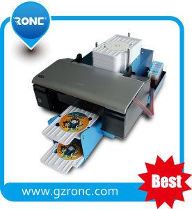 Macchina CD della stampante più bassa di prezzi L800 DVD del getto di inchiostro automatico