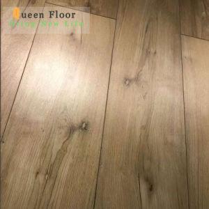 8mm de alta densidad antideslizante resistente al agua el suelo de madera V-Groove HDF suelo laminado