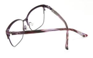 De nieuwe In het groot Voorraad van het Ontwerp van de Manier maakt tot de Acetaat van de Orde Optisch Frame Eyewear