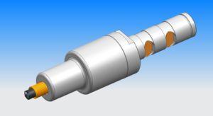 Pin Shaft Sensor、Tension Meter、The Resistance Strain SensorのOil Well Logging。 Straingaugeのタイプトランスデューサー