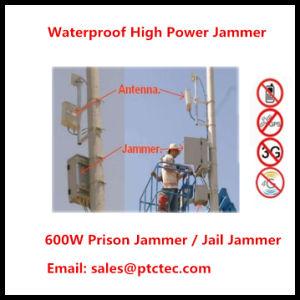 Alta potência de prisão celular Socador Jammer Prisão Jammer