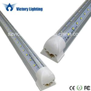Forma de V 32W 6ft T8 LED de luz do refrigerador à prova de luz de congelador com a norma NEC