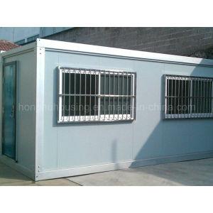 Prefabricated EPS 샌드위치 위원회 콘테이너 Portable 집