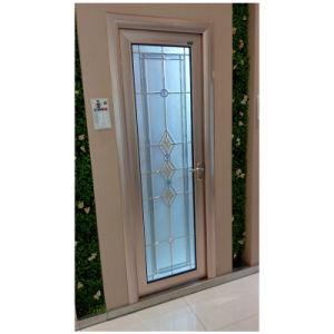전통적인 실내 장식 알루미늄 여닫이 창 문