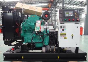 Gruppo elettrogeno diesel superiore 65kVA per lo Zambia dell'Africa