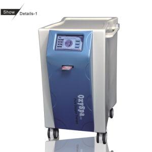 Microdermabrasion et l'oxygène de la beauté de la machine (Oxyspa(II) & CD-1)