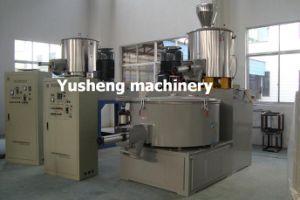 Máquina de hacer bolitas de PVC/de la extrusora para tubo/Perfil