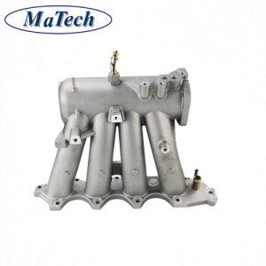 Componenti meccaniche agricole del collettore di presa del pezzo fuso di alluminio