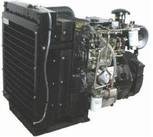 112kw自動開始のおおいのディーゼル発電機への18kw