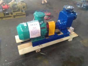 La serie Cyz Bomba de aceite centrífugo de gasoil