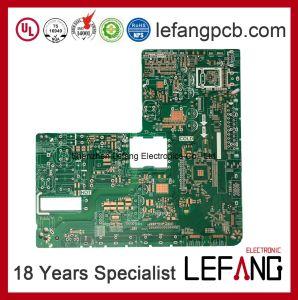 Multilayer Enig or PCB de la carte mère de l'électronique de contrôle industriel Carte de circuit imprimé