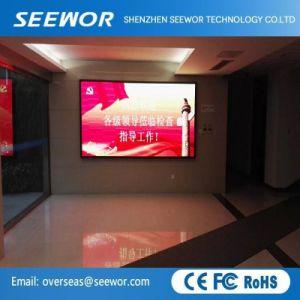 Le SMD3528 P7.62mm Affichage LED fixe à l'intérieur pour la publicité