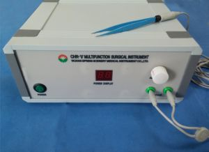 Dispositif Electrocoagulator bipolaire de purge d'arrêt de chirurgie plastique