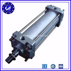 Los grandes de largo recorrido de doble acción neumática de cilindro de aire comprimido