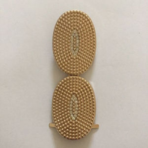 Côté Spécial de haute qualité Chaussures Accessoires, Boucle du caisson en métal