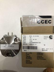 Ccecのエンジン部分のための電子燃料制御アクチュエーター(3408326)