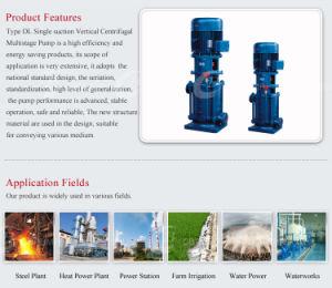 Bomba multietapa Vertical OEM Fabricante de bombas de agua centrífuga