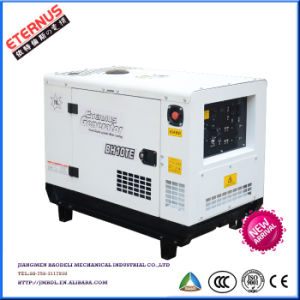 Nuovo fatto Casa-Using il generatore silenzioso Bh7000te della benzina 5kw