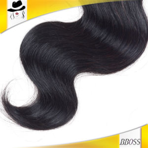 A rainha do cabelo humano peruano de qualidade