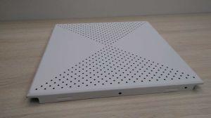 Китай производство Управление внутренней отделкой порошок покрытие алюминиевых материалов на потолке