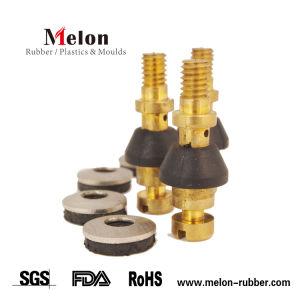 Parti di gomma all'ingrosso del bullone d'ottone della guarnizione con la rondella legata del metallo