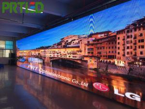 Светодиодный дисплей с высоким разрешением экрана с технологией Pixel 3,91 мм для использования внутри помещений этап Справочная информация