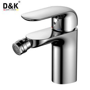 D&K torneira de água de torneira de latão mistura Bidé Bidé Torneira de Pulverização