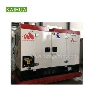 gruppo elettrogeno diesel silenzioso 92kw/115kVA con Cummins Engine