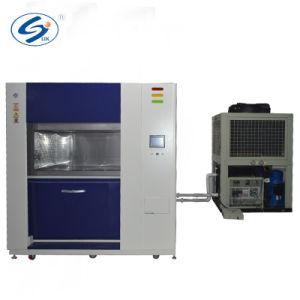 ISO-Heizung und abkühlende Auswirkung, die Wärmestoss-Raum komprimieren