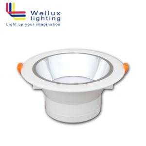 Garantía de 3 años antirreflejos Downlight LED 20W de recorte de 6 pulgadas 160 mm Ugr<19 Ce RoHS