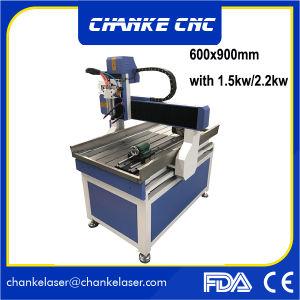Buen precio 3D Router CNC con depósito de agua (CK-6090)