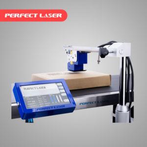 Qualitäts-doppelter Kopf-Tintenstrahl-Drucker für Industrie-Anwendung