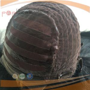 優雅なバージンの毛のユダヤの作られたかつら